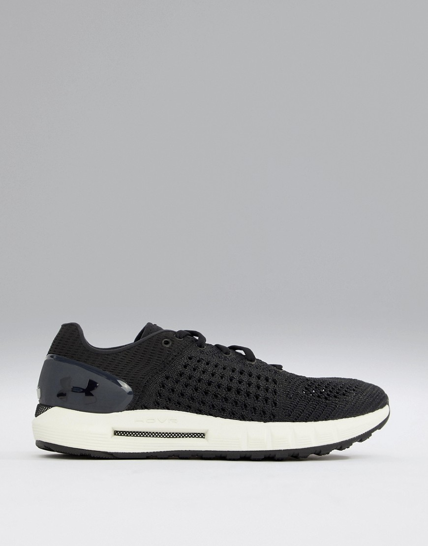 Under Armour Running Hovr Sonic Trainers In Black by Under Armour