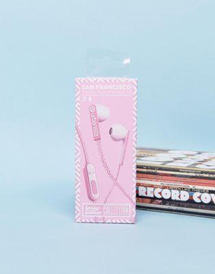 Urbanista San Fransisco Pink Paradise Headphones