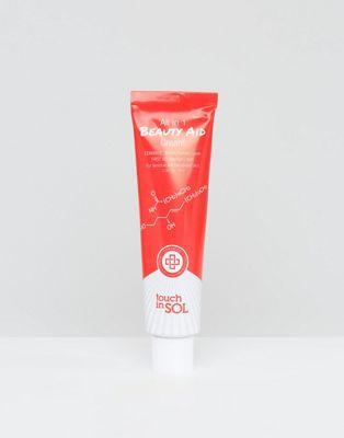 Увлажняющий крем для ухода за кожей 75 мл Touch In Sol Beauty Aid Cream