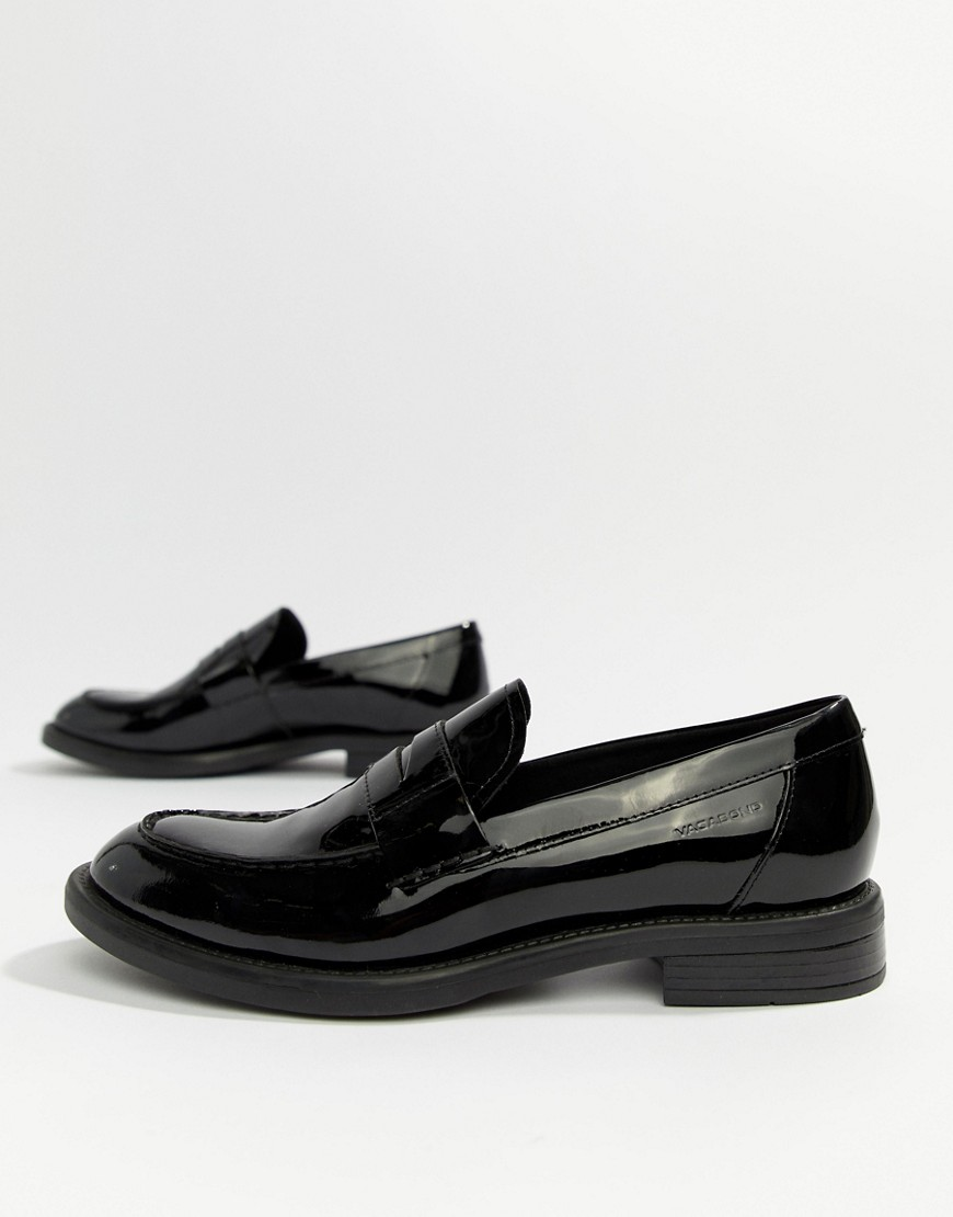 Vagabond Amina Patent Leather Loafer by Vagabond