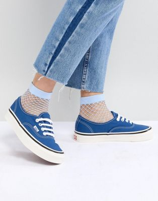 Vans - Anaheim Authentic - Baskets - Bleu Og
