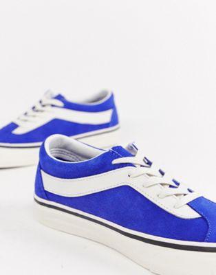 Vans – Bold Ni – Blaue Sneaker