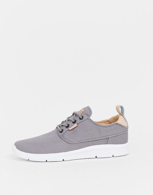 Vans Brigata Lite Sneakers In Gray
