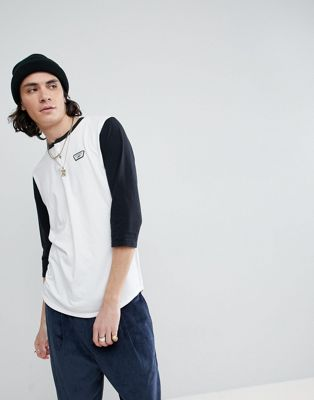 Vans Cajon T-Shirt In White