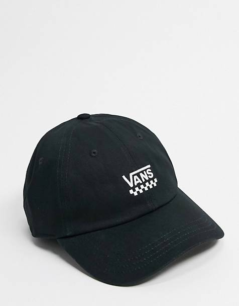 Vans Court Side cap in black