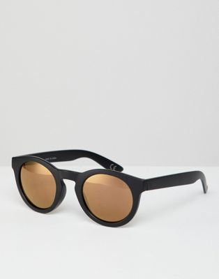 Vans Loligagger Sunglasses With Mirror Lenses