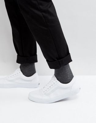 Vans - Old Skool - Baskets - Blanc VD3HW00