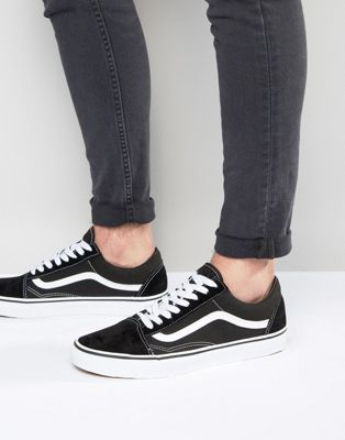 Vans - Old Skool - Baskets - Noir VD3HY28