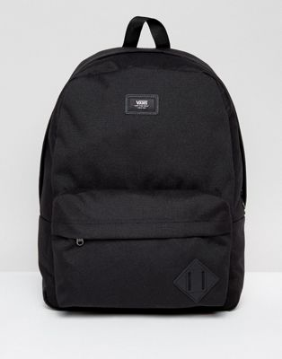 Vans Old Skool II Backpack In Black VONIBLK