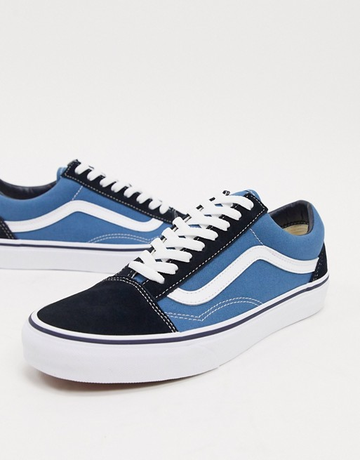 vans old skool nvay