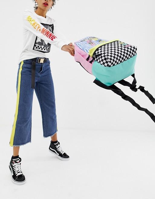 eea73ce9dbec Vans X Disney hyper minnie calico backpack
