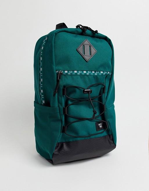 Vans X Harry Potter Slytherin Snag backpack in green