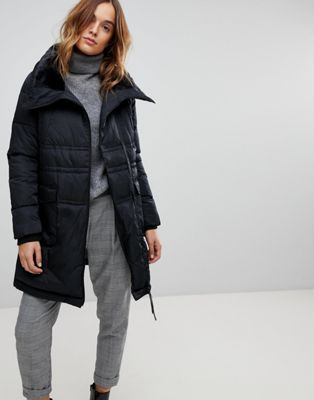Vero Moda Down High Neck Padded Jacket