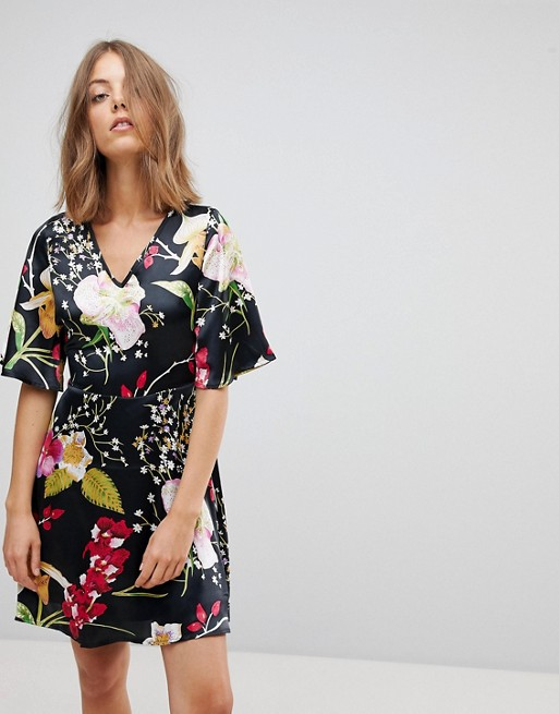 Vero Moda Floral Shift Dress