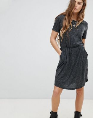 Vero Moda Gathered Waist Dress