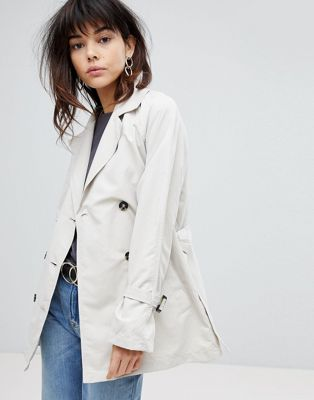 Vero Moda Mac Jacket With Shoulder Detail