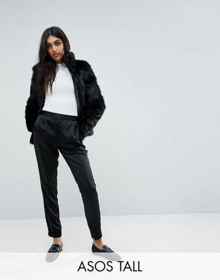 Vero Moda Tall – Figurbetonte Hose