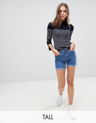 Vero Moda Tall - Short à revers