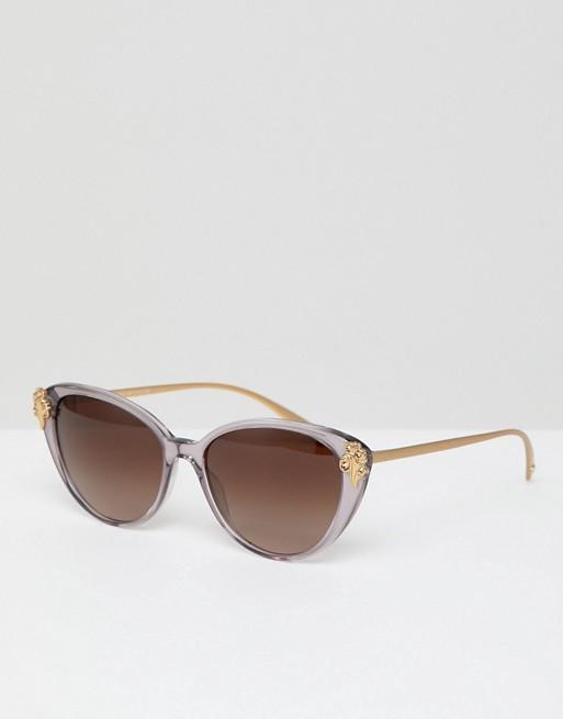 Image 1 of Versace cat eye sunglasses
