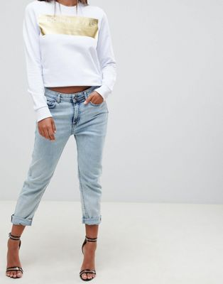 Versace Jeans – Jeans i mom jeans-modell