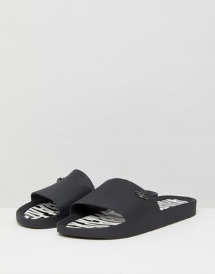 Vivienne Westwood For Melissa Orb Logo Sliders