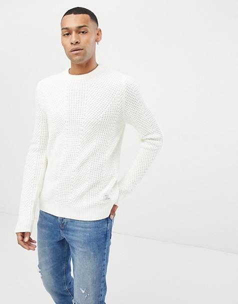 9abc2f5b73e6d Мужские джемперы с принтом | Купить свитера с узором | ASOS