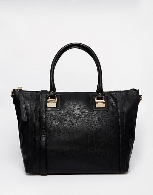 Bild 1 von Warehouse – Shopper-Tasche mit Metallplakette