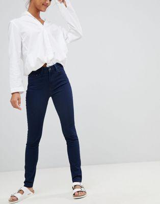 Immagine 1 di Waven Asa - Jeans skinny a vita medio alta