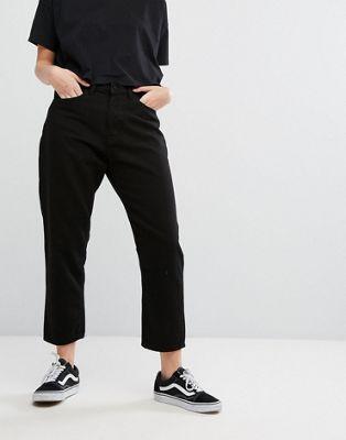 Image 1 of Waven Elsa Mom Jeans