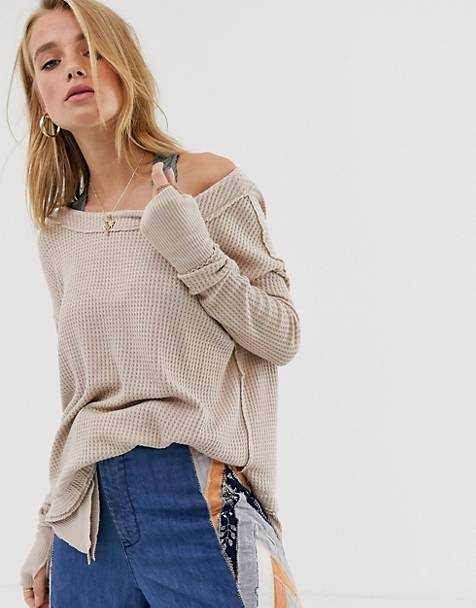 We The Free by Free People waffle layered tunic
