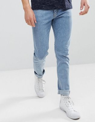 Weekday Friday Lagoon Skinny Jeans