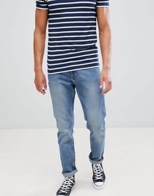 Weekday friday skinny jeans chelsea blue