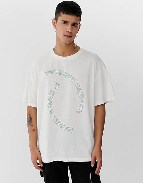 Weekday Hacksaw t-shirt