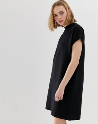 Weekday High Neck Dress
