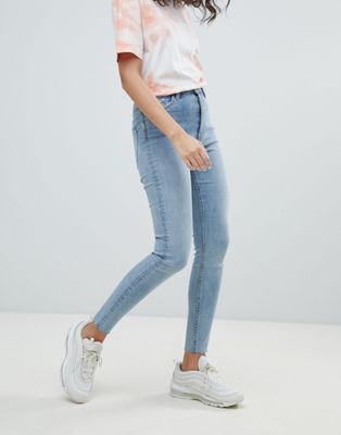 Weekday High Waist Superstretch Skinny Jean