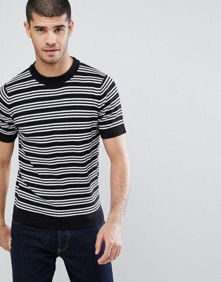 Weekday - Joni - Gebreid T-shirt