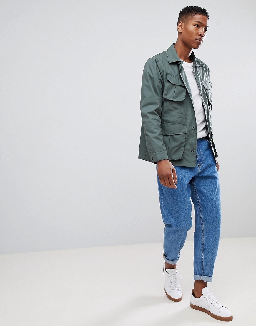 Weekday Keith Pocket Utility Jacket by Weekday
