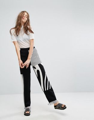 Weekday - Press Collection - Pantalon en maille