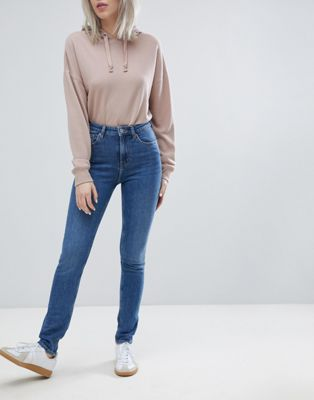 Weekday Thursday High Waist Waist Skinny Jean