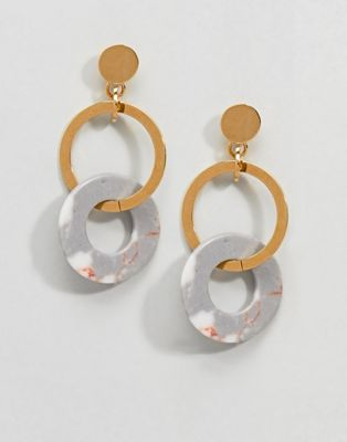 Whistles Hoop Earrings