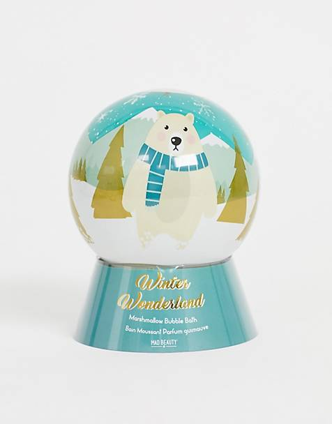 Winter Wonderland Bear Bubble Bath