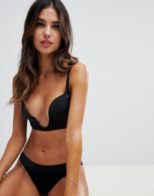 Wonderbra New Ultimate Plunge Bra A - F Cup