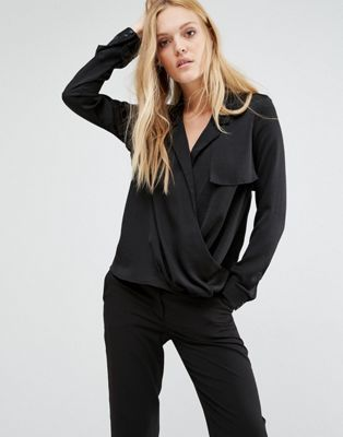 Image 1 of Y.A.S Faber Washed Silk Shirt
