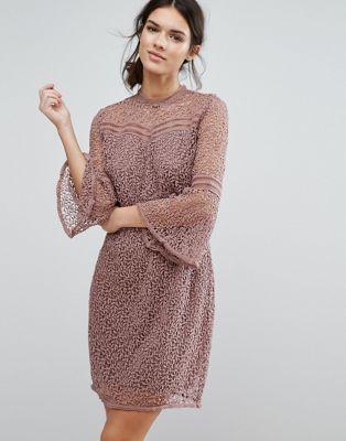 Y.A.S - Stia - Robe en dentelle