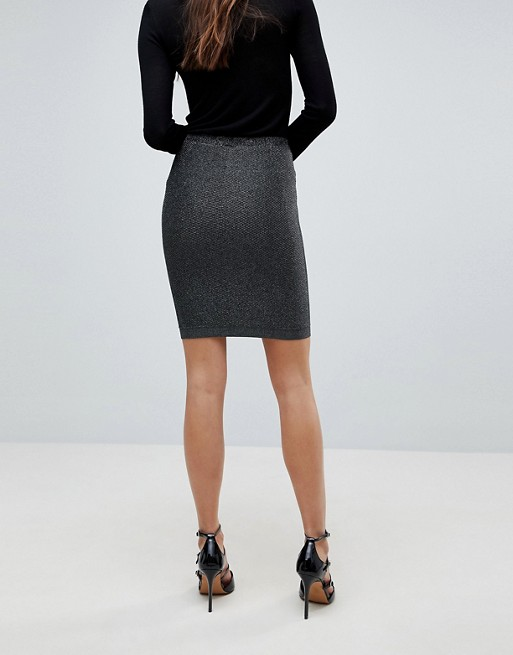 88a52d44cc Y.A.S Tall Ciroli Mid Waist Pencil Skirt | ASOS