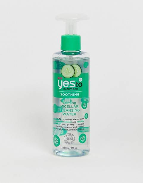 Yes To Cucumbers Micellar Water