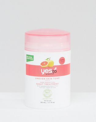 Yes To Grapefruit - Pore Perfection Night Treatment 50 ml