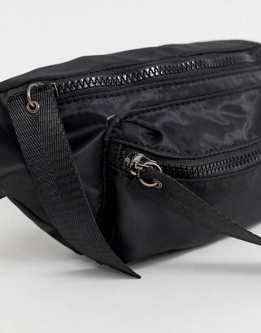 Yoki Bum Bag In Black by Asos