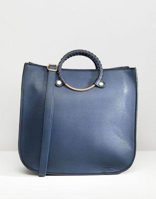 YOKI – Extra stor shoppingväska med ringhandtag