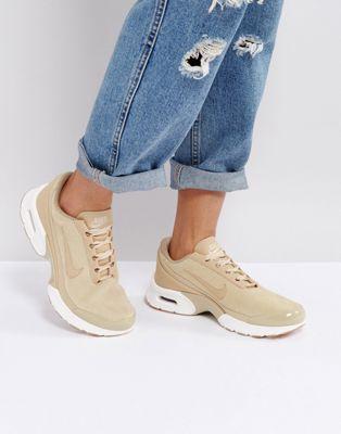 Замшевые кроссовки Nike Air Max Jewell